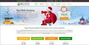 A2Hosting 的WordPress主机($2.98/月)