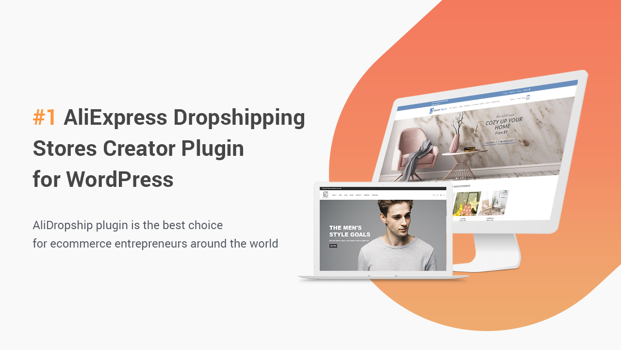 #1 AliExpress Dropshipping Plugin For WordPress