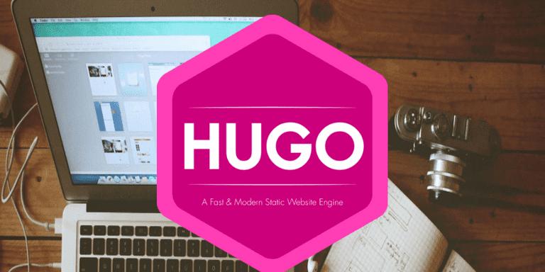 Hugo 静态网站生成器